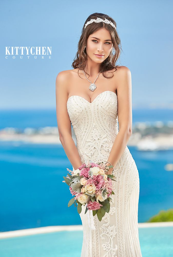 Wedding Dresses | Bridal Gowns | 2016 KITTYCHEN COUTURE - Alvina ...
