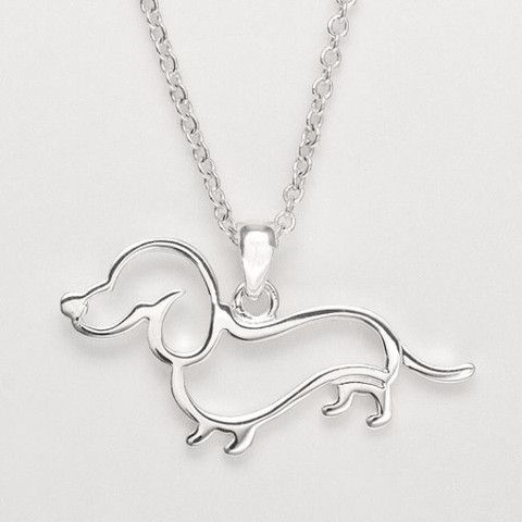 "-""Dog necklace"" - BD Luxe Dogs & Supplies - 1"