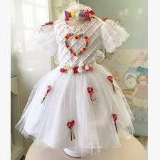 Resultado De Imagem Para Vestidinho Noiva Caipira Com Corações