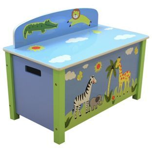 Buy Liberty House Safari Large Toy Box At Argos Co Uk Your Online Shop For Children S Toy Boxes A Toy Storage Boxes Childrens Toy Storage Childrens Toy Boxes