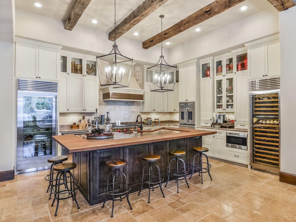 Floor Plan 5616 Heavenly Homes A Premier Texas Builder Kitchen