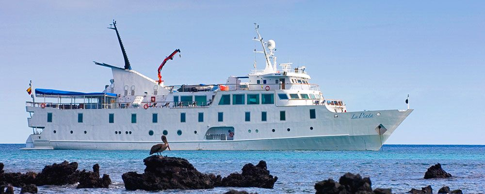 La Pinta, Galapagos