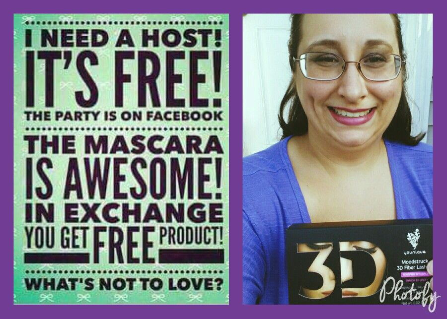 Check out my Facebook business page Be you, be beautiful, be younique to find out more!