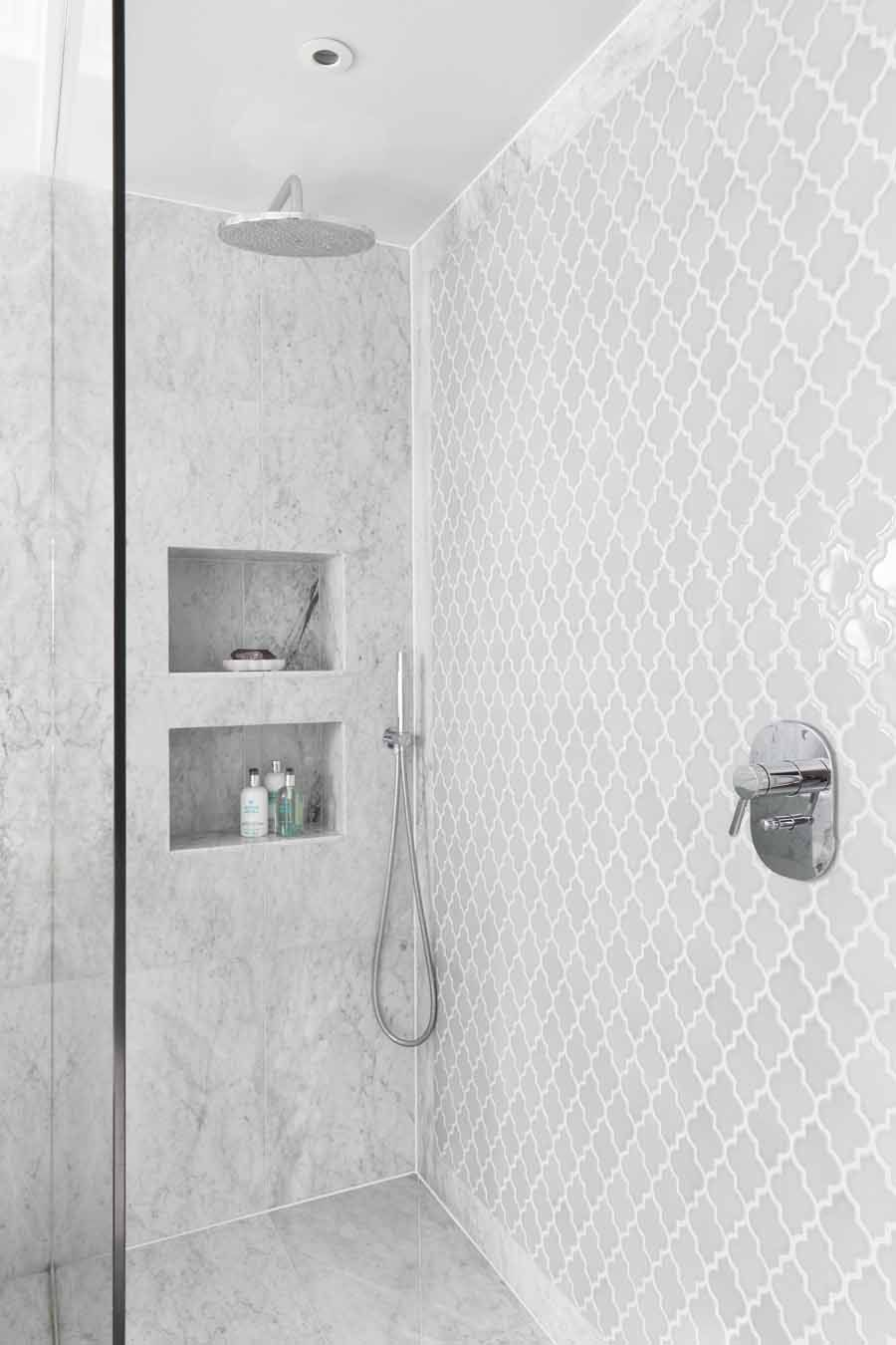 Master Ensuite Bathroom #bathroomtiles | I BATHROOM TILES l ...