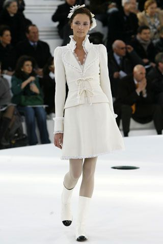 Chanel Spring/Summer 2006 Couture Collection   British Vogue