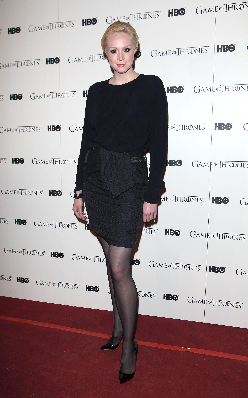 Brienne of tarth gwendoline christie