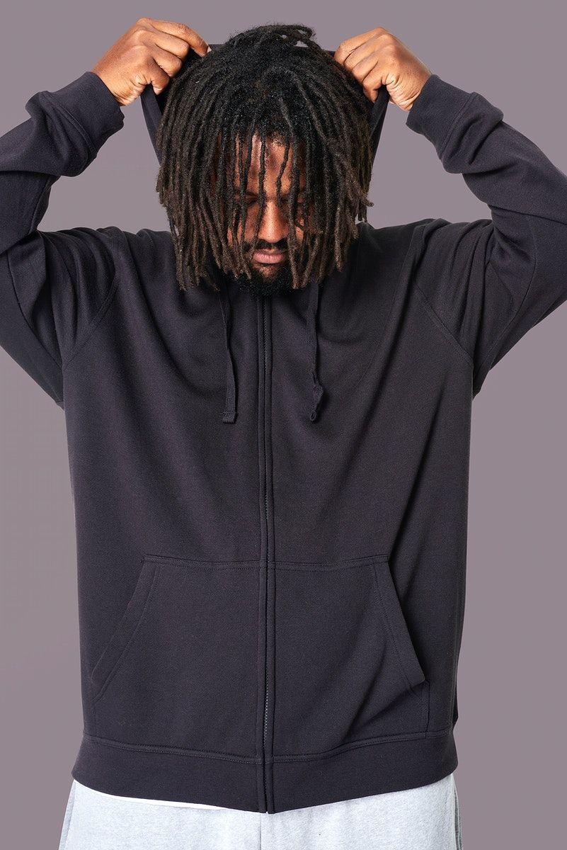 Download Download Premium Illustration Of Men S Gray Hoodie Mockup Psd Fashion Grey Hoodie Men Hoodie Mockup Clothing Mockup