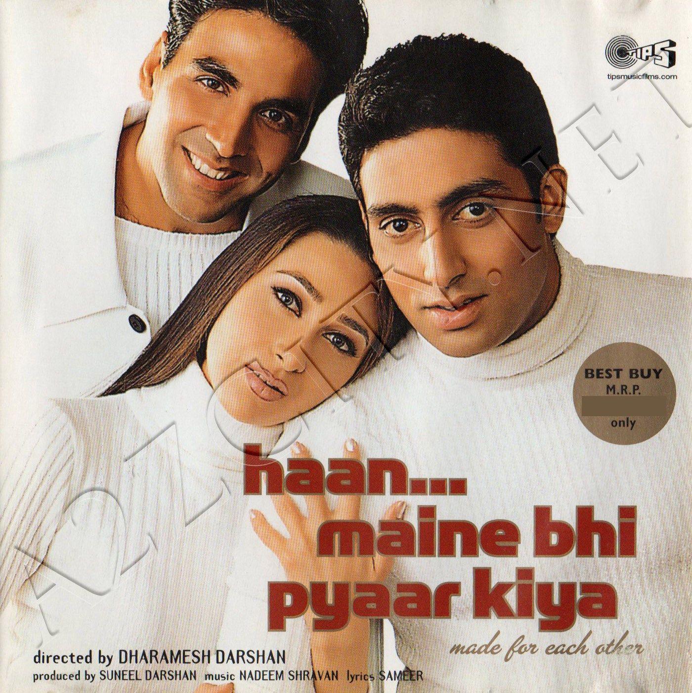 Haan Maine Bhi Pyaar Kiya 2002 Flac Hindi Bollywood Movies Bollywood Movies Bollywood Songs