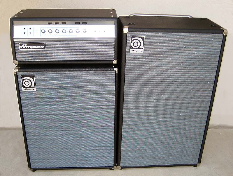 Ampeg Svt -vr WANT! | Gear: Amps | Pinterest | Bass, Guitars and ...