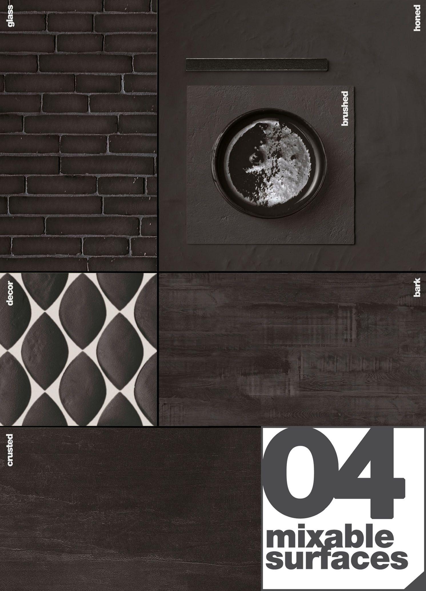 04 - Architect #moodboard #black