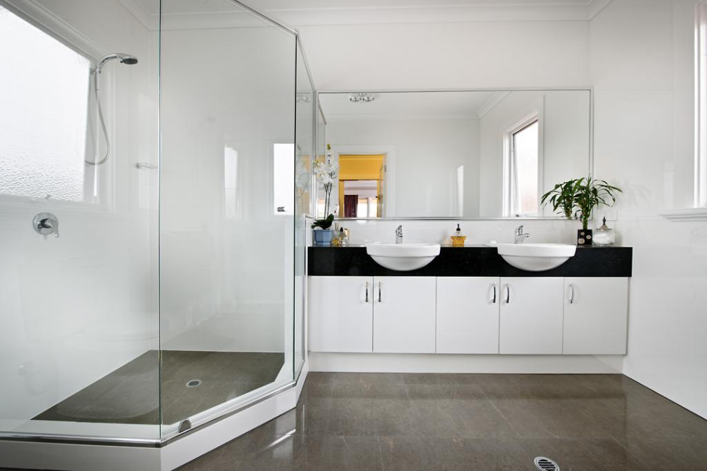 A Guide To Bathroom Shower Screen Replacement Costs Bathroom Vanity Trendy Bathroom Bathroom Design