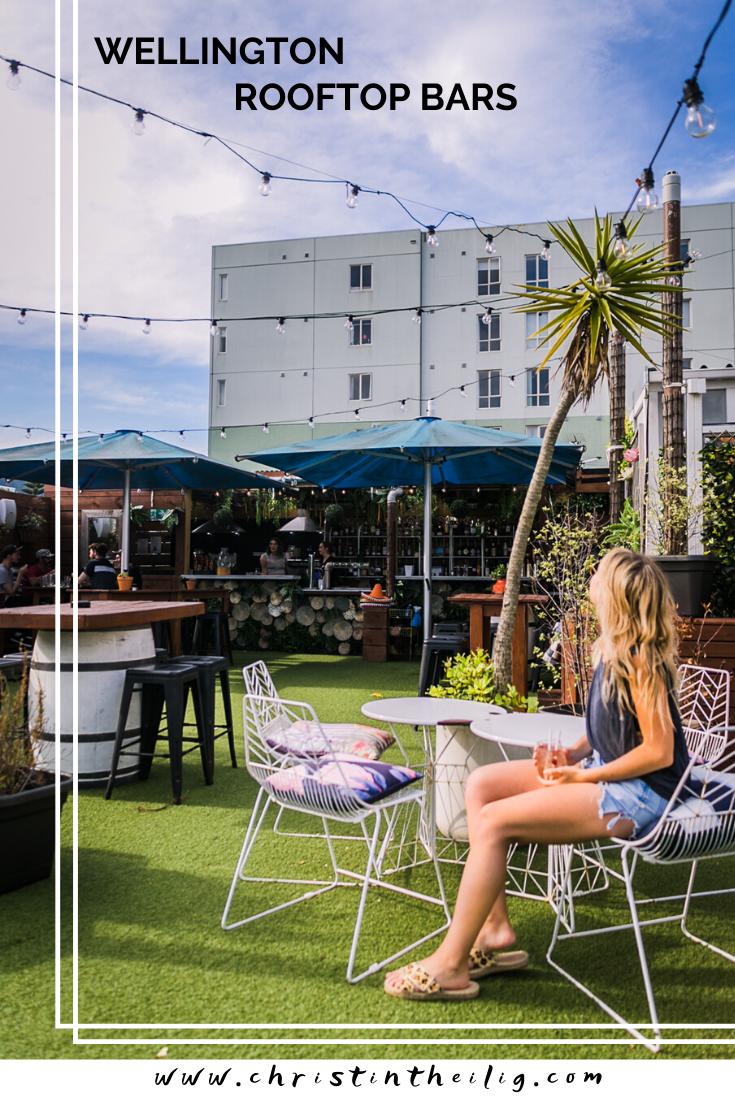 Wellington Rooftop Bars In 2020 New Zealand Travel New Zealand Itinerary Rooftop Bar