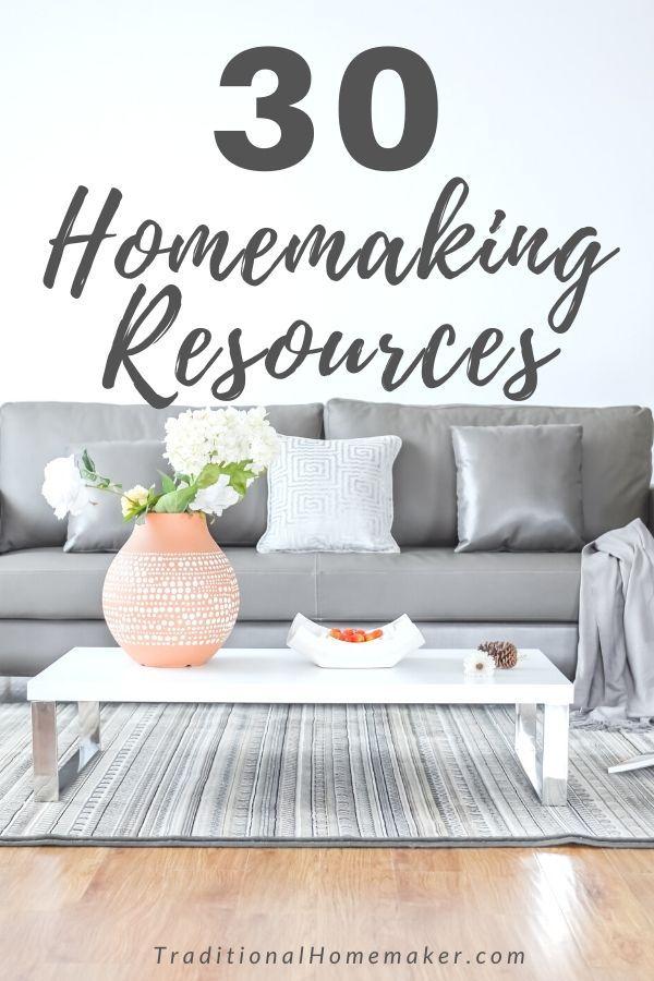Basic Homemaking Skills Resource Guide Gallery