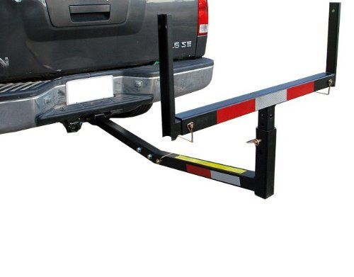 Tms T Ns Hitch Bed Extender Heavy Duty Pickup Truck Bed Hitch