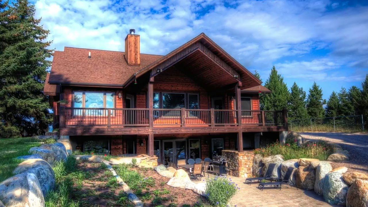 Quality country style home with 13.39 acres set on a bluff