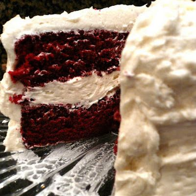 Red Velvet Cake And Original Frosting Recipe Recipe Yummy Cakes Desserts Delicious Desserts
