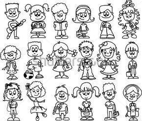 Kresleni Skolaci Hledat Googlem Doodles Pinterest Drawings