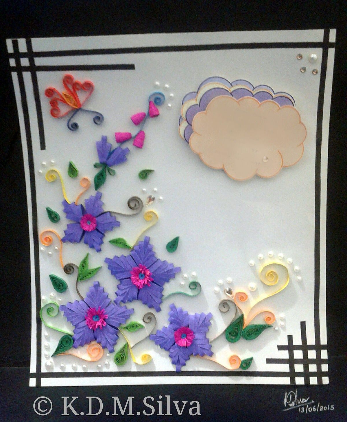 Photo of Paper Quilling Craft Ideas Quilling Wikipedia ⋆ crafttel.com