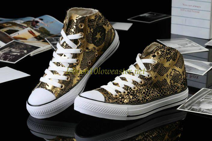 adidas animal print doradas