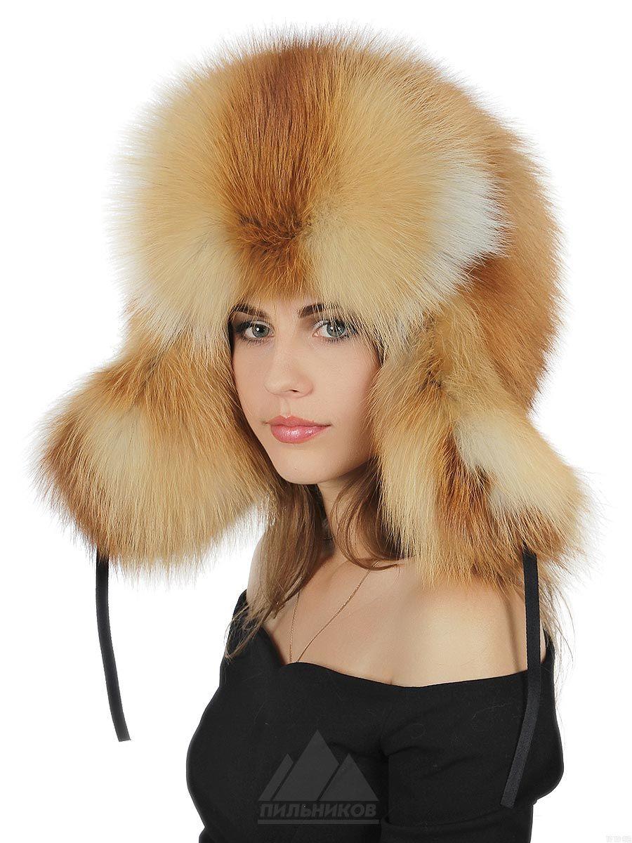 Шапка-ушанка Полина - 6 990 р ЦЕНА: 5 802 р Женские шапки ...