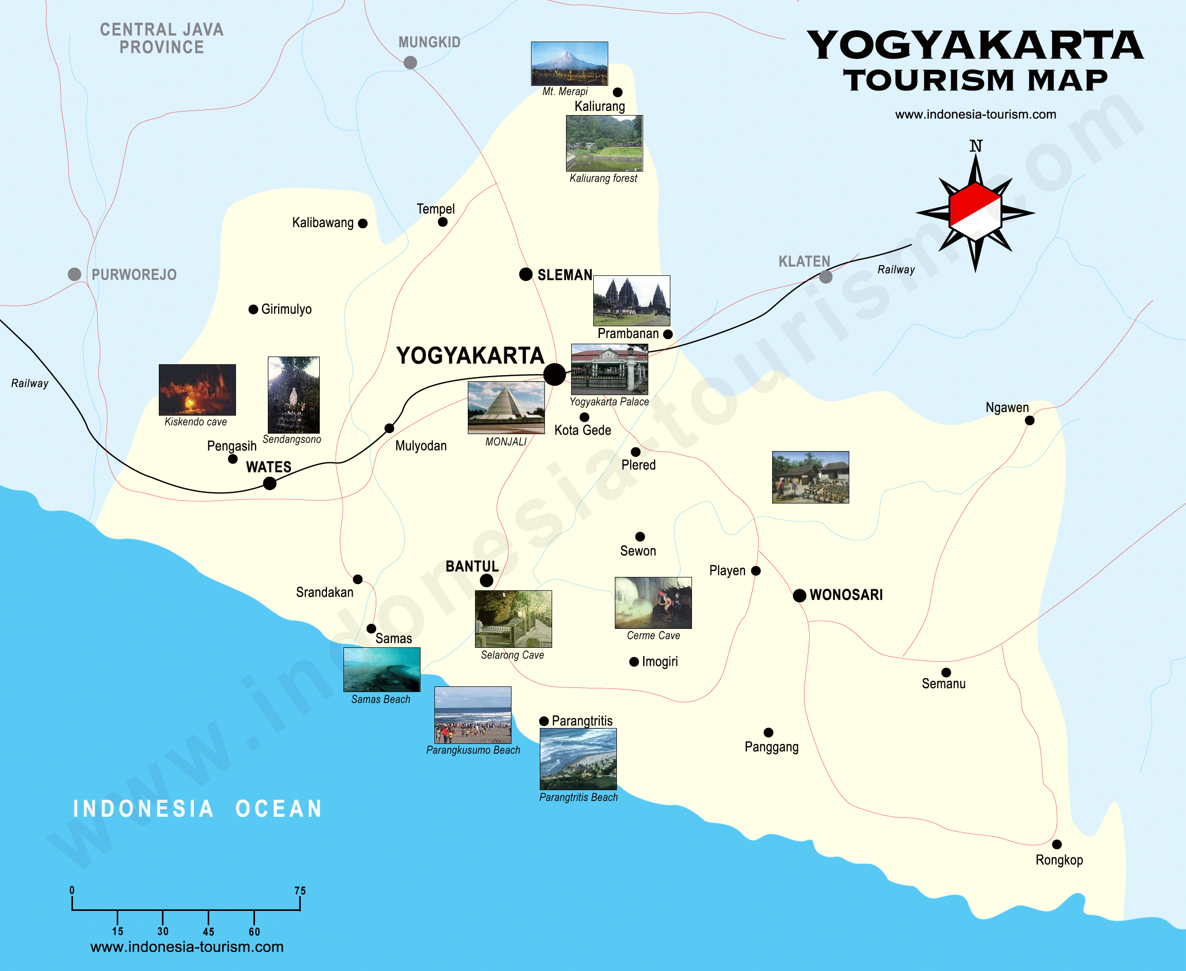 Pin Di Java Indonesia