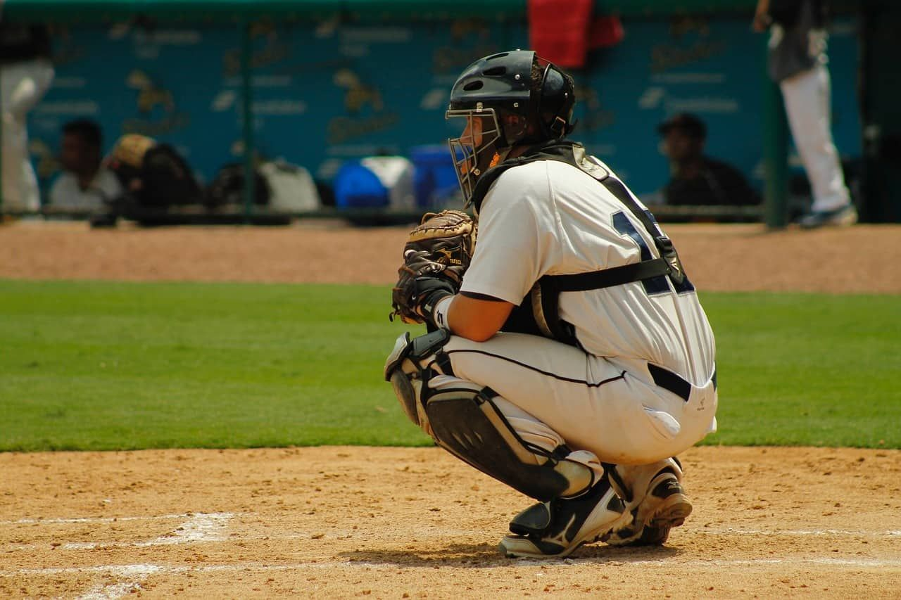 14 Catcher Drills You Can Do Alone In 2020 Deep Squat Baseball Workouts Baseball Drills