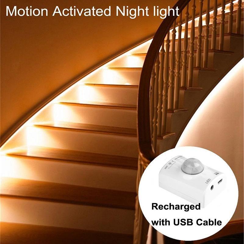Battery Powered Indoor Motion Sensor Light Solutions Motion Sensor Lights Light Sensor Lighting Solutions