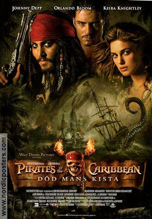 Pirates Of The Caribbean Dead Man's Chest [2006] DvDrip