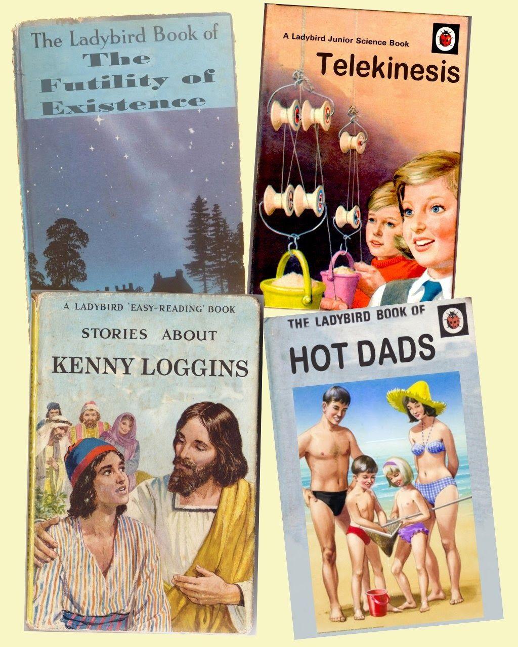 spoof ladybird books - Google Search | Spoof Ladybird Book ...