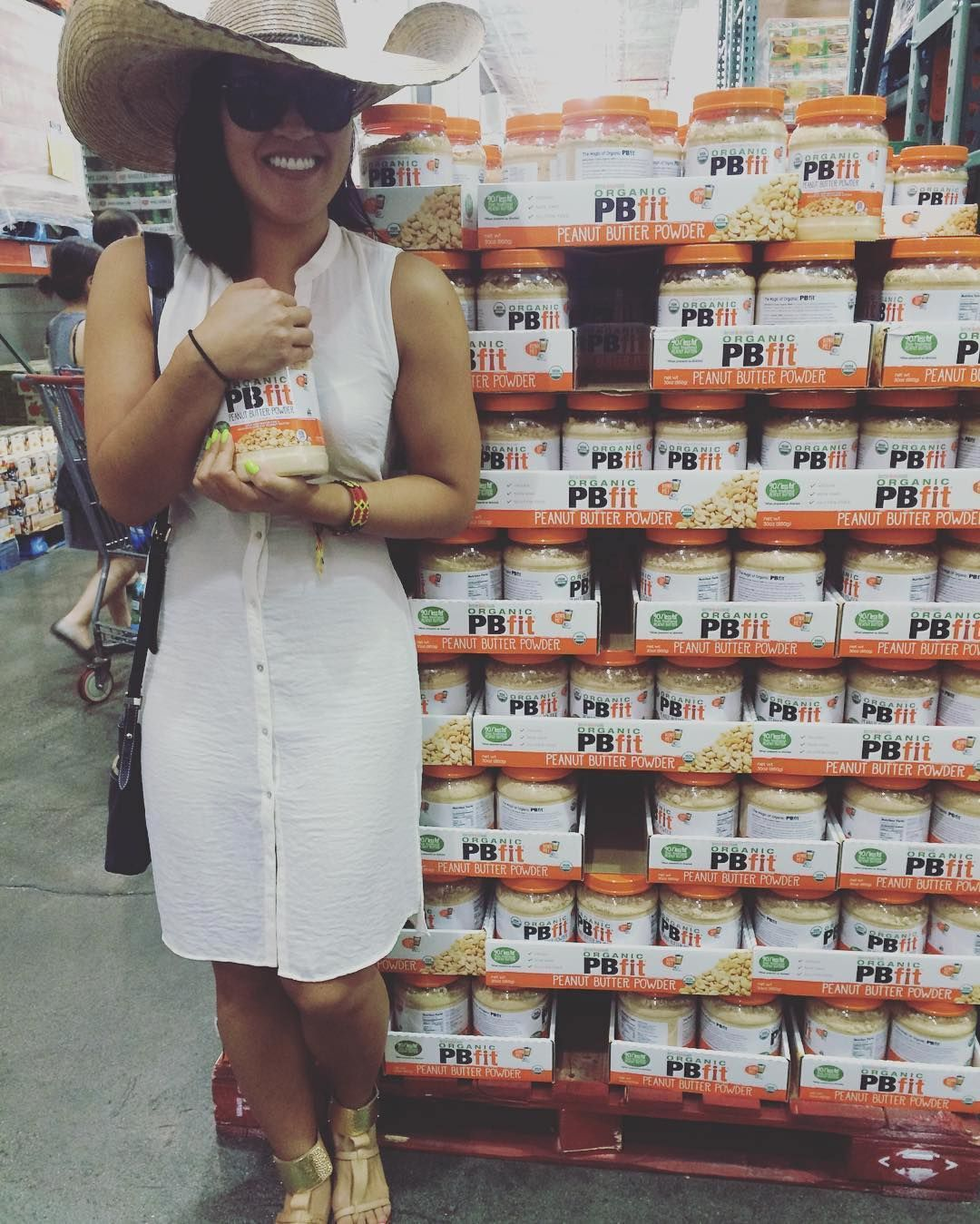 de487c7f42b Nothing better than sundresses shades and a awesome #Costco find! #PBfit