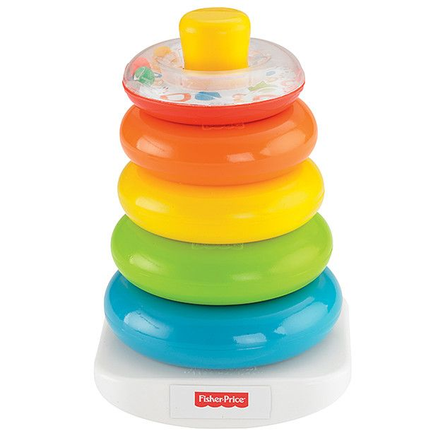 Fisher-Price Brilliant Basics Rock-a-Stack. 6 months +.