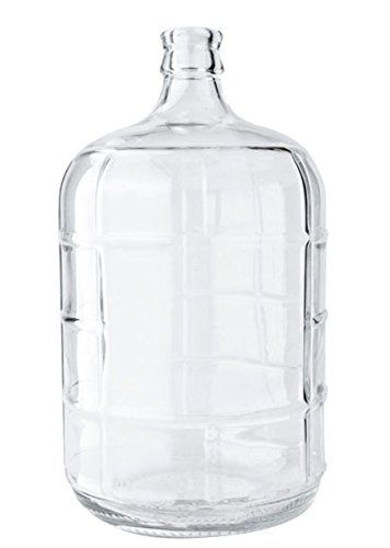 3 Gallon Round Glass Carboy With 30mm Cork Finish Or 55mm Push Cap Home Brew You Can Find More Details By Visiti Glass Bottles Glass Beer Brewing Equipment