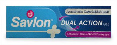 Savlon Dual Action Gel 20g Savlon Dual Action Gel 20g: Express Chemist offer fast delivery and friendly, reliable service. Buy Savlon Dual Action Gel 20g online from Express Chemist today! http://www.MightGet.com/january-2017-11/savlon-dual-action-gel-20g.asp