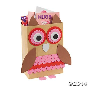 Valentine Box Card Holder Craft Kit  sc 1 st  Pinterest & Valentine Card Holder Craft Kit | Craft kits Box and Crafts