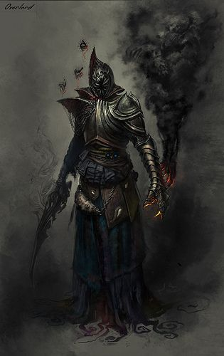 Fantasy Art Character Concepts