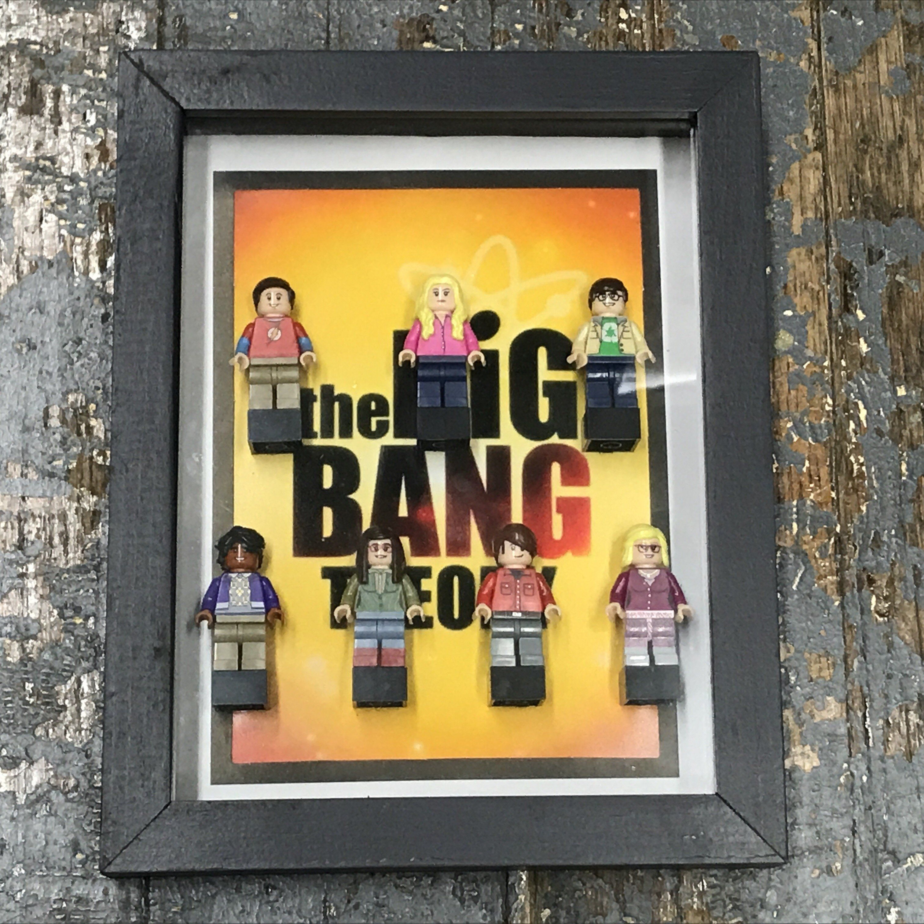 Old Fashioned Big Bang Theory Wall Art Ornament - All About Wallart ...