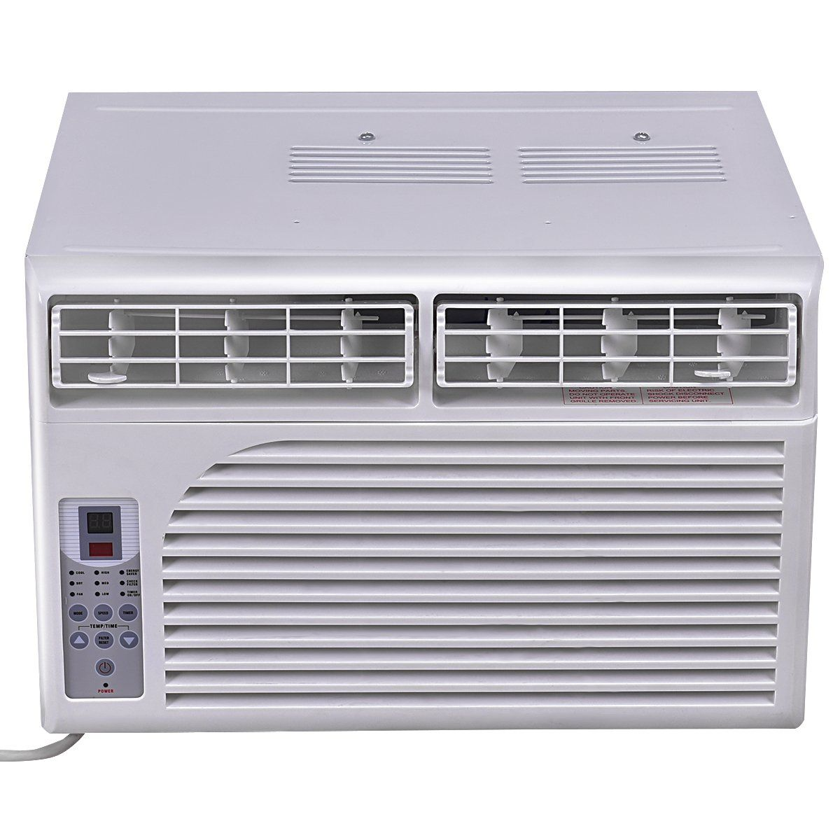 Costway Cold Air Conditioner WindowMounted Compact w