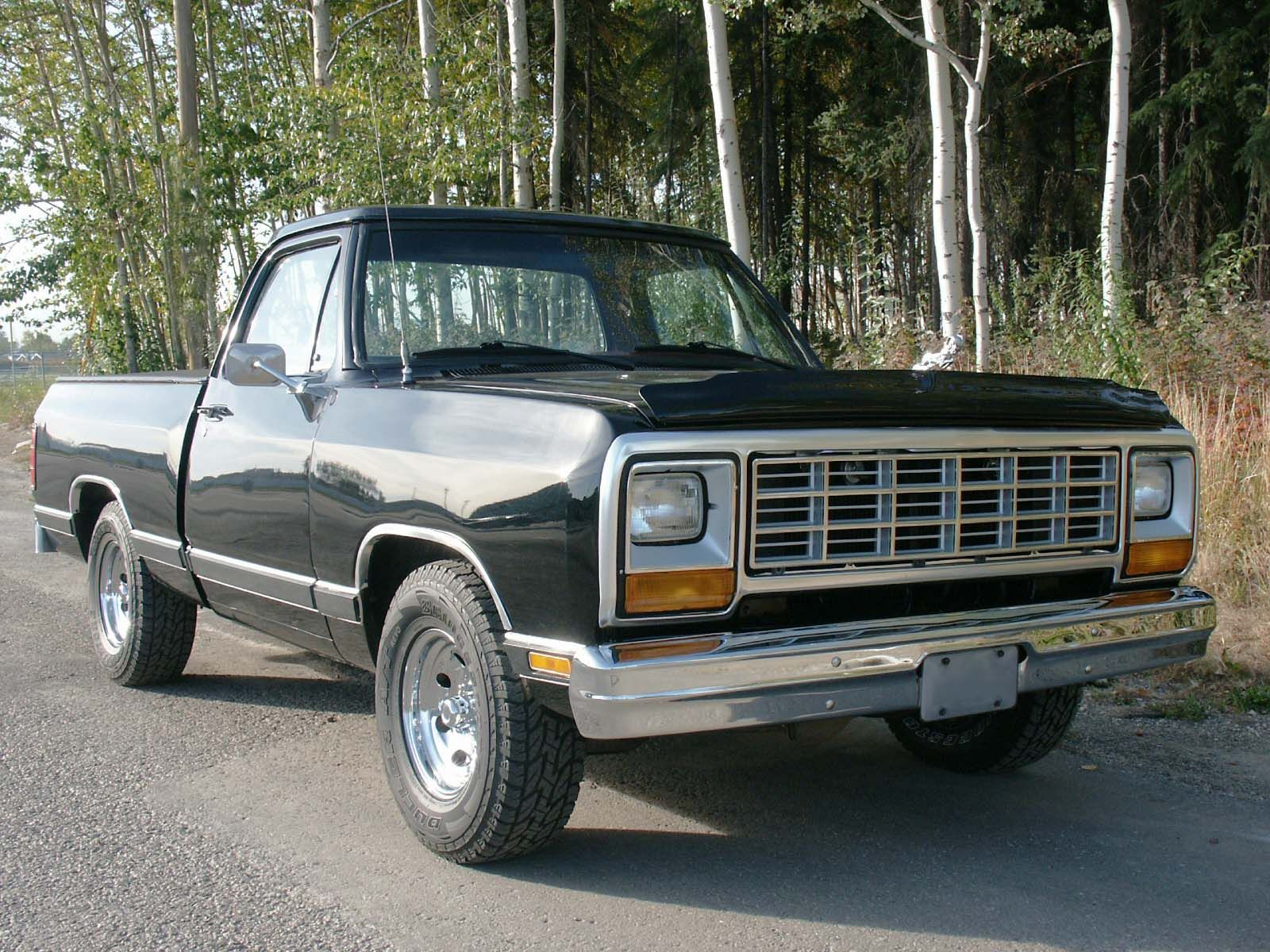 1983 Dodge D150 | Dodge Trucks | Pinterest | Dodge trucks, 4x4 and Cars