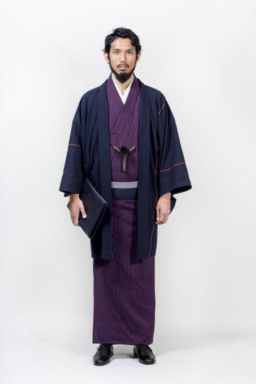 Préférence Un magasin de Tokyo remet le kimono pour hommes à la mode avec sa  CB81