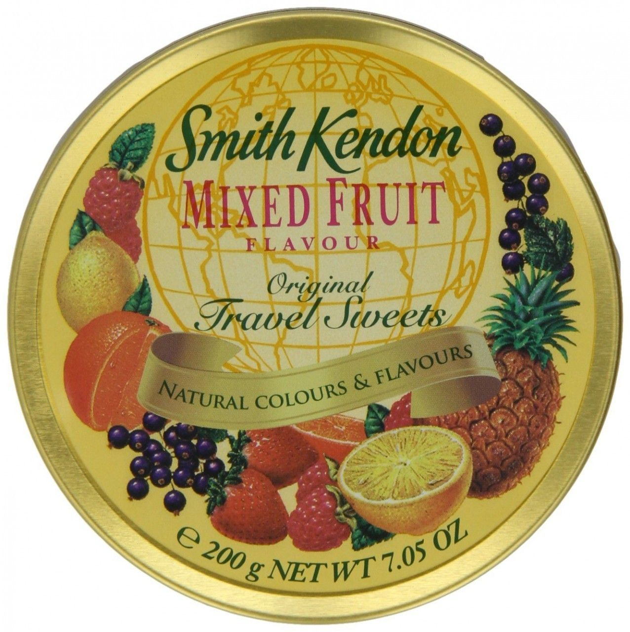 SweeTreet - Smith Kendon Original Travel Sweets - Mixed Fruit Flavour, £2.69 (http://www.sweetreet.com/boiled-crunchy-sweets/smith-kendon-original-travel-sweets-mixed-fruit-flavour/)