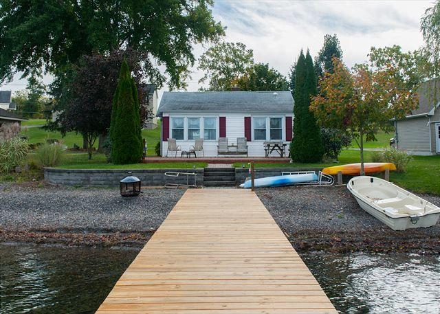 Seneca Lake Vacation Rentals: Almost Heaven | Finger Lakes ...