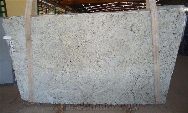 Snow Fall Granite Slabs White Granite Slabs Brazil