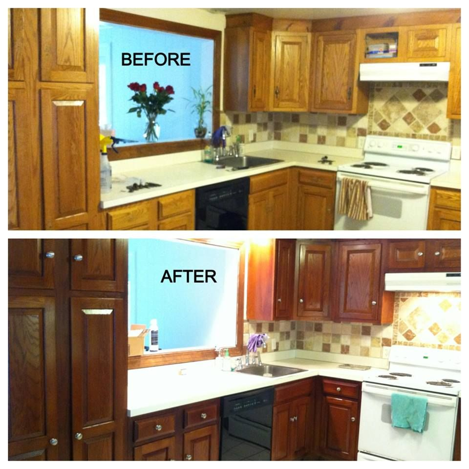 Cabinet Renewal Products: Color Change Https://www.facebook