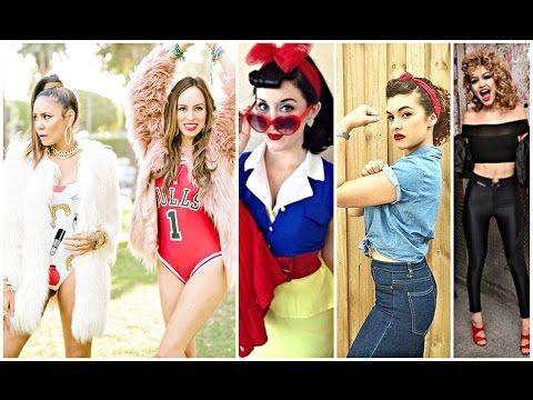 Top 2016 Halloween Costume Ideas for Women - YouTube **** ALL THE - halloween costume ideas for women 2016