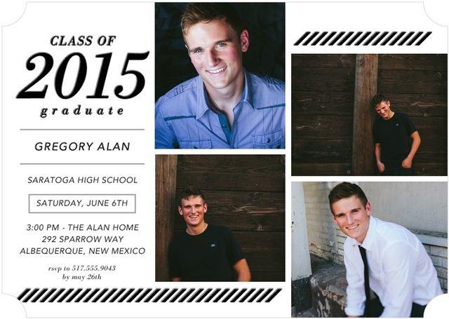 Graduation Invitations Vs Announcements