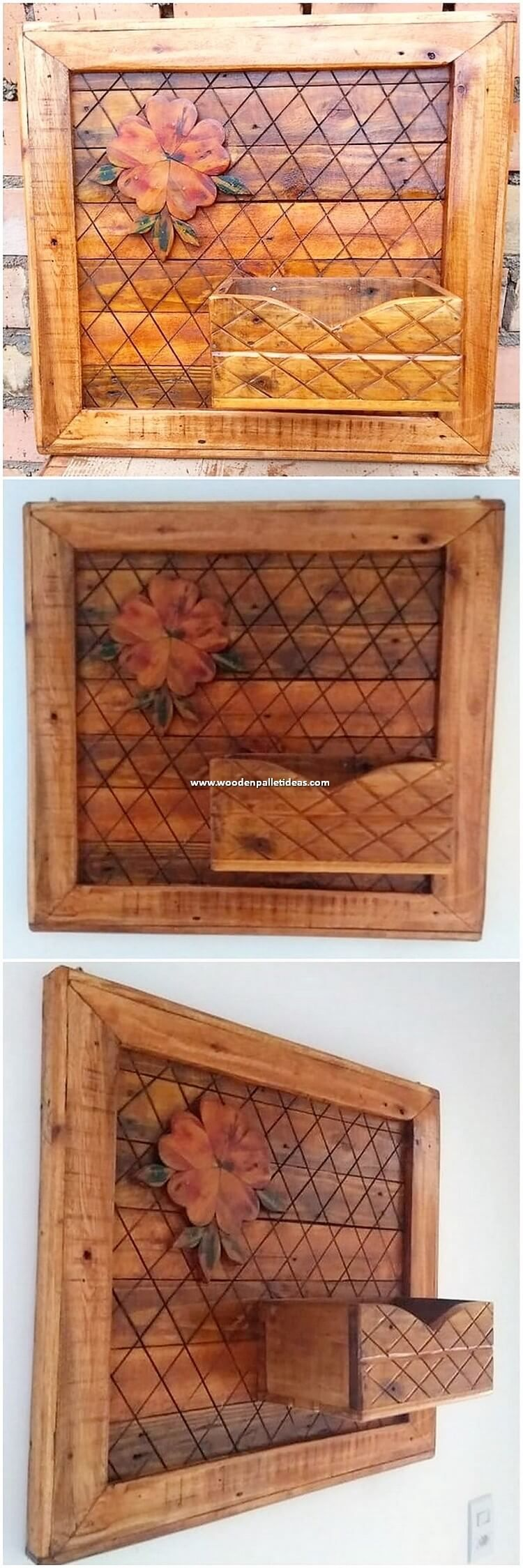 Genius Ideas To Reuse Old Wood Pallets Tools And