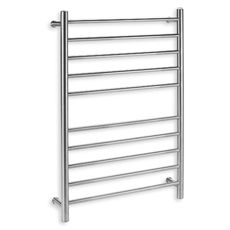 Towel Warmer Bed Bath And Beyond Myson Wall 10Bar Towel Warmer  Bright Pearl  Bed Bath & Beyond