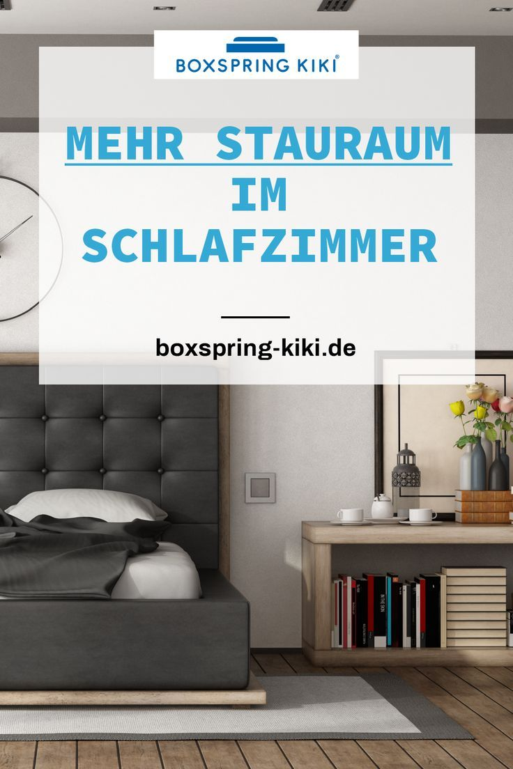 Boxspringbett Mit Bettkasten Mehr Stauraum Ratgeber Testsieger Boxspringbett Schlafzimmer Einrichten Bettkasten