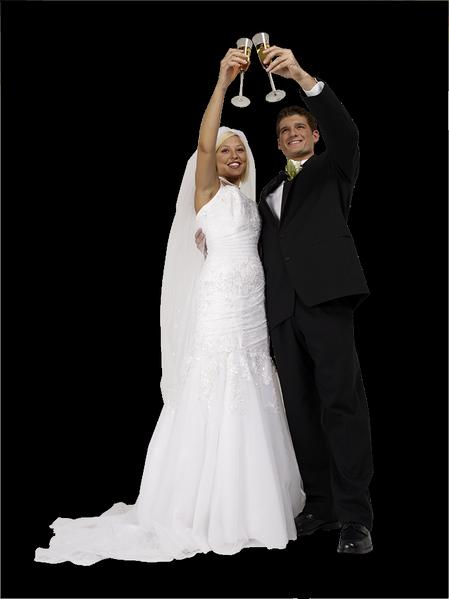 Efectos en Photoshop para fotos de boda | Como usar Photoshop