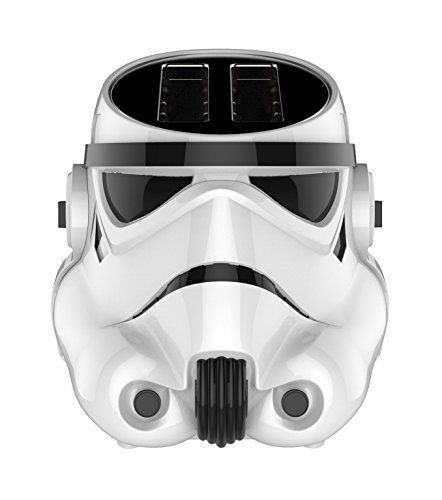 Star Wars Stormtrooper Toaster Click Image To Review